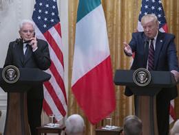 L'Italia potrebbe essere coinvolta nel Russiagate, ha detto Trump