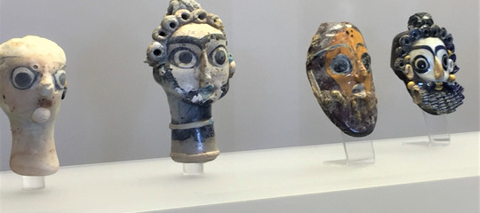carthago colosseo mostra