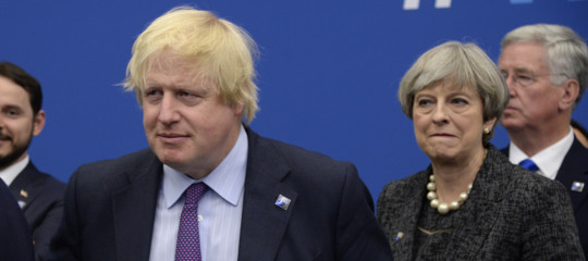 brexit accordo johnson may differenze