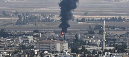 siria tregua conte erdogan curdi