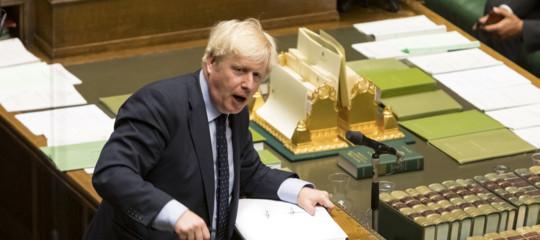 rinvio brexit johnson gove