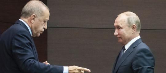 tregua siria turchia erdogan putin