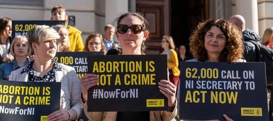 aborto matrimoni gay irlanda del nord