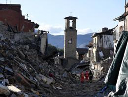 È stato prorogato lo stato d'emergenza nei territori colpiti dal terremoto