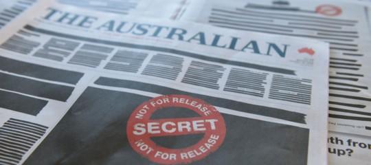prime pagine australia nere australia