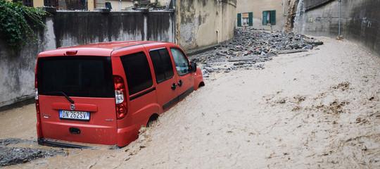 maltempo alluvione morti piemonte