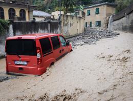 Il maltempo in Piemonte ha ucciso due persone