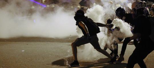 Hong Kong Cina proteste Lam