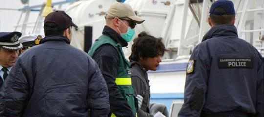 Germania espulsioni migranti Italia