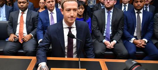 zuckerberg libra cina