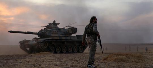 siria turchia curdi