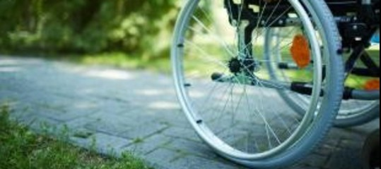 furto disabile foggia carrozzina motorino