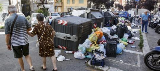 rifiuti roma italia istat