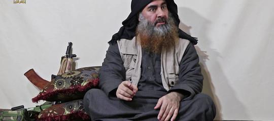 Al Baghdadi morto