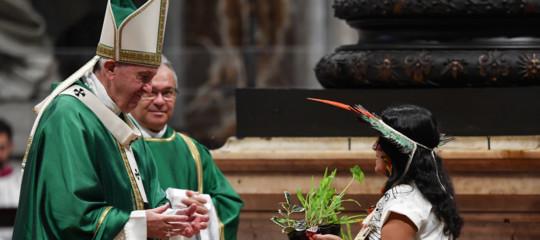 papa preti sposati diaconesse