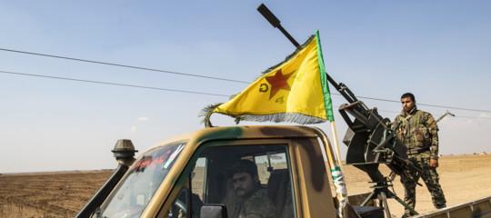 siria curdi non sono eroi