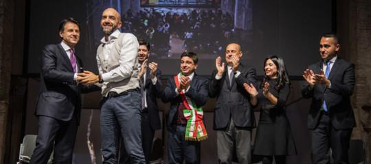 Umbria coalizione giallorossaalla prova
