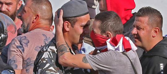 libano ragioni protesta