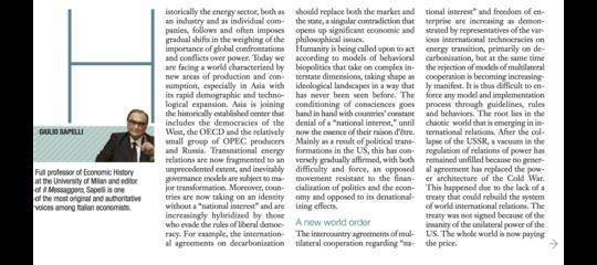 decarbonizzazione futuro energia