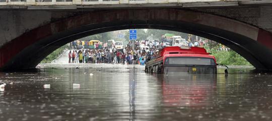 rischio inondazioni cambiamenti climatici