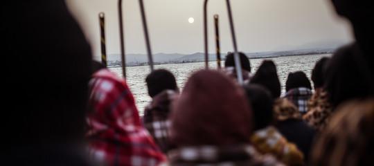 migranti libia memorandum