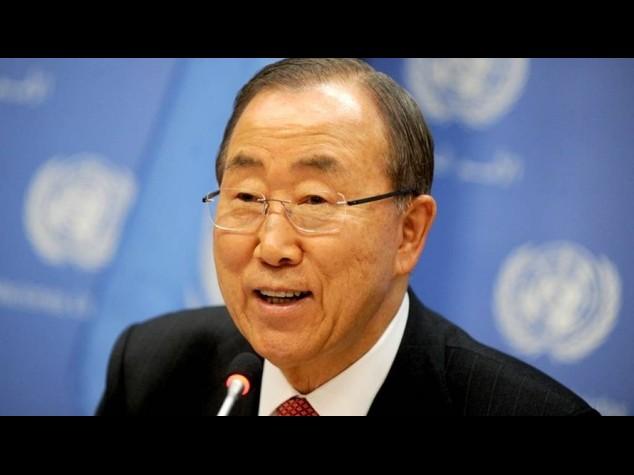 Centrafrica: Ban Ki-moon, non si rallentino gli sforzi finanziari