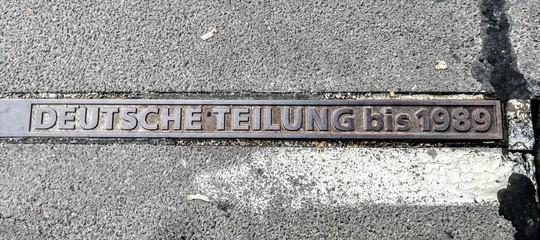 Muro Berlino ponte spie