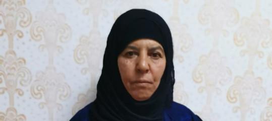 catturata sorella al baghdadi
