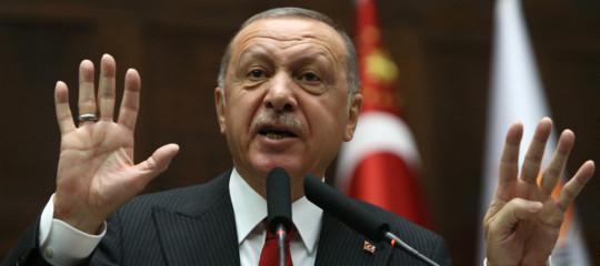 erdogan cattura moglie al baghdadi