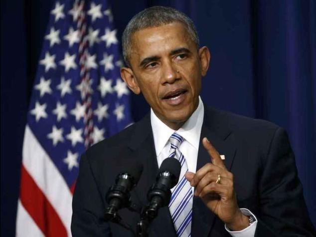"""Obama per il """"Bloody Sunday """"Ora basta abusi contro i neri"""""""