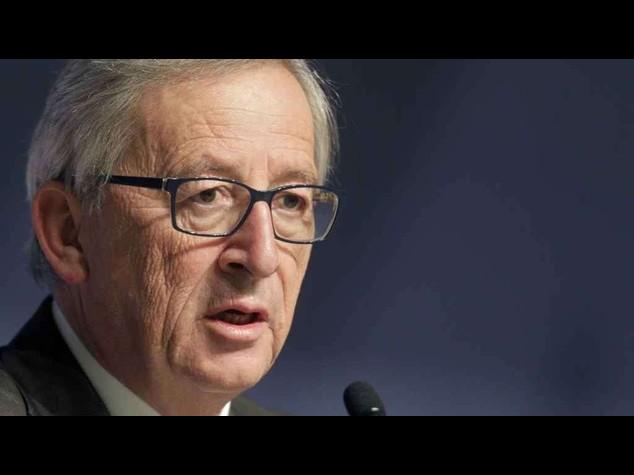 """Ucraina: Juncker rilancia per esercito Ue, """"messaggio per Mosca"""""""