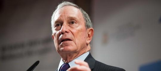 Bloomberg presidenziali