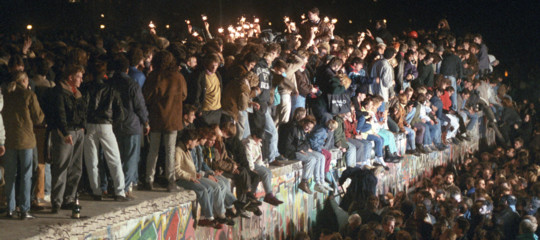 Muro Berlino Mattarella