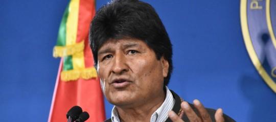morales bolivia nuove elezioni
