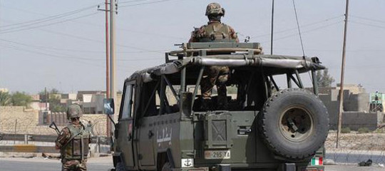 Iraqattacco militari