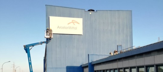 arcelormittal governo