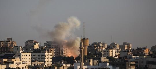 israele gaza omicidi palestina