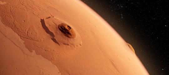Marte ossigeno nasa