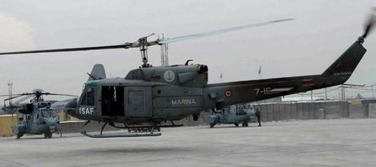 Iraq rientrati in Italia militari feriti