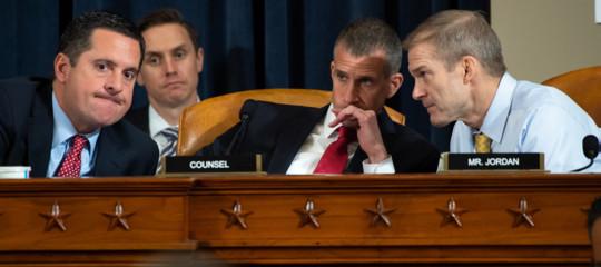 impeachment audizione pubblica trump