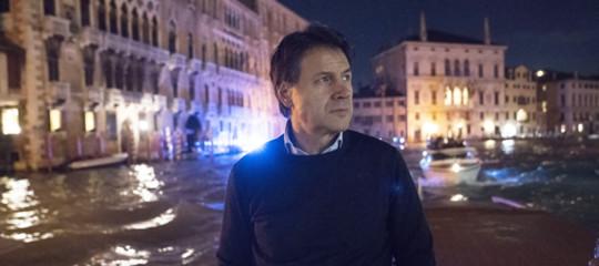 Venezia acqua alta danni