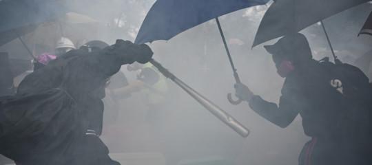 Hong Kong proteste Xi Jinping