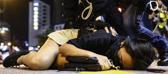 Hong KongTien'anmen proteste