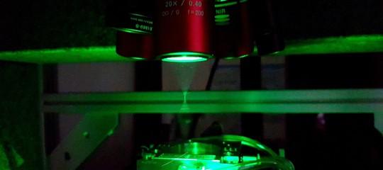 raggio laser a teraherz