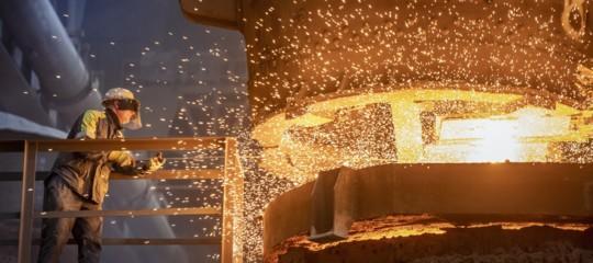 ArcelorMittal crisi acciaio