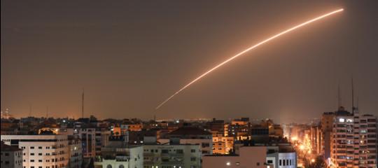 Israele intercetta missili Siria