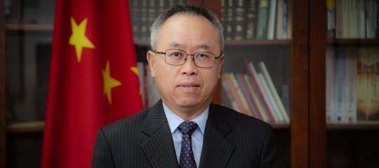 Hong Kong violenze commento ambasciatore cinese