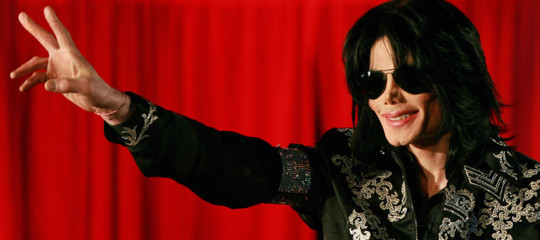 Michael Jackson california molestie sessuali