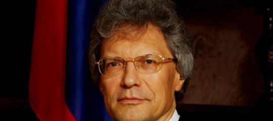 intervista ambasciatore russo
