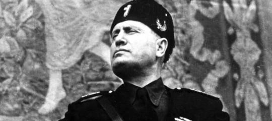 Fascismo Sarno Mussolini